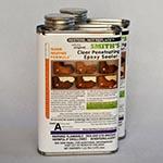 Clear Penetrating Epoxy Sealer (CPES) 2-Pint Kit Warm Weather Formula