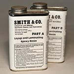 Layup and Laminating Epoxy Resin (LLR) 2-Quart Kit