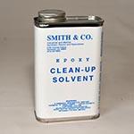 Epoxy Clean-Up Solvent - 1 Quart